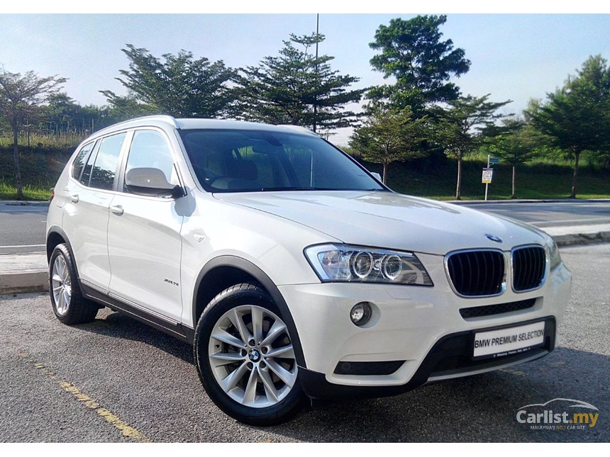 BMW X3 xDrive20i 2014 photo - 4