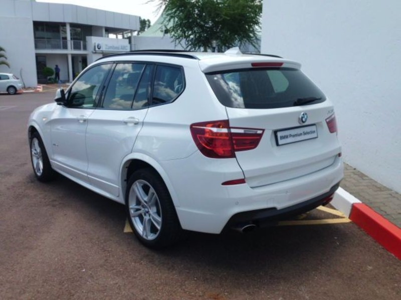 BMW X3 xDrive20i 2014 photo - 6