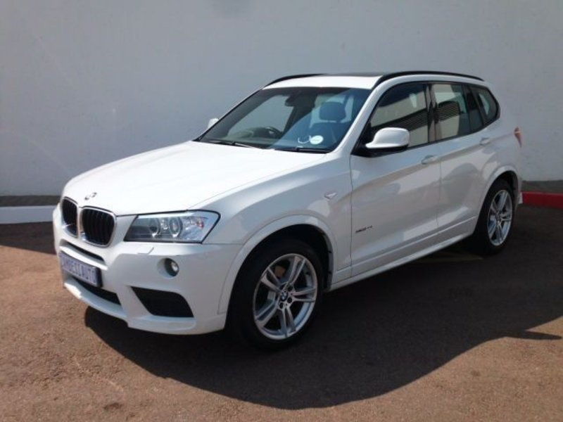 BMW X3 xDrive20i 2014 photo - 8