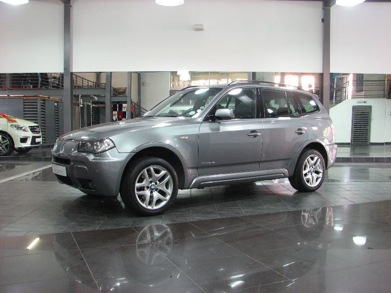 BMW X3 xDrive30d 2009 photo - 1