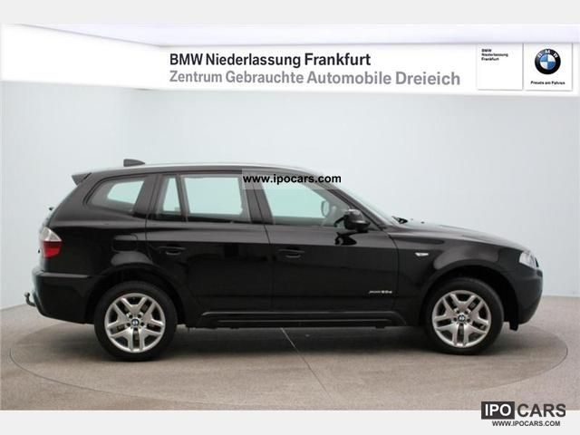 BMW X3 xDrive30d 2009 photo - 10