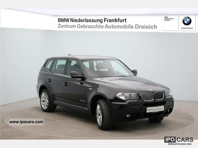 BMW X3 xDrive30d 2009 photo - 11