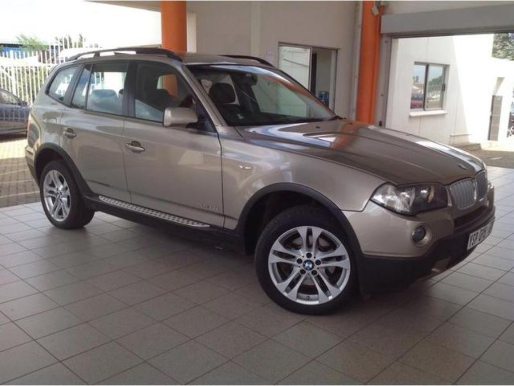 BMW X3 xDrive30d 2009 photo - 12