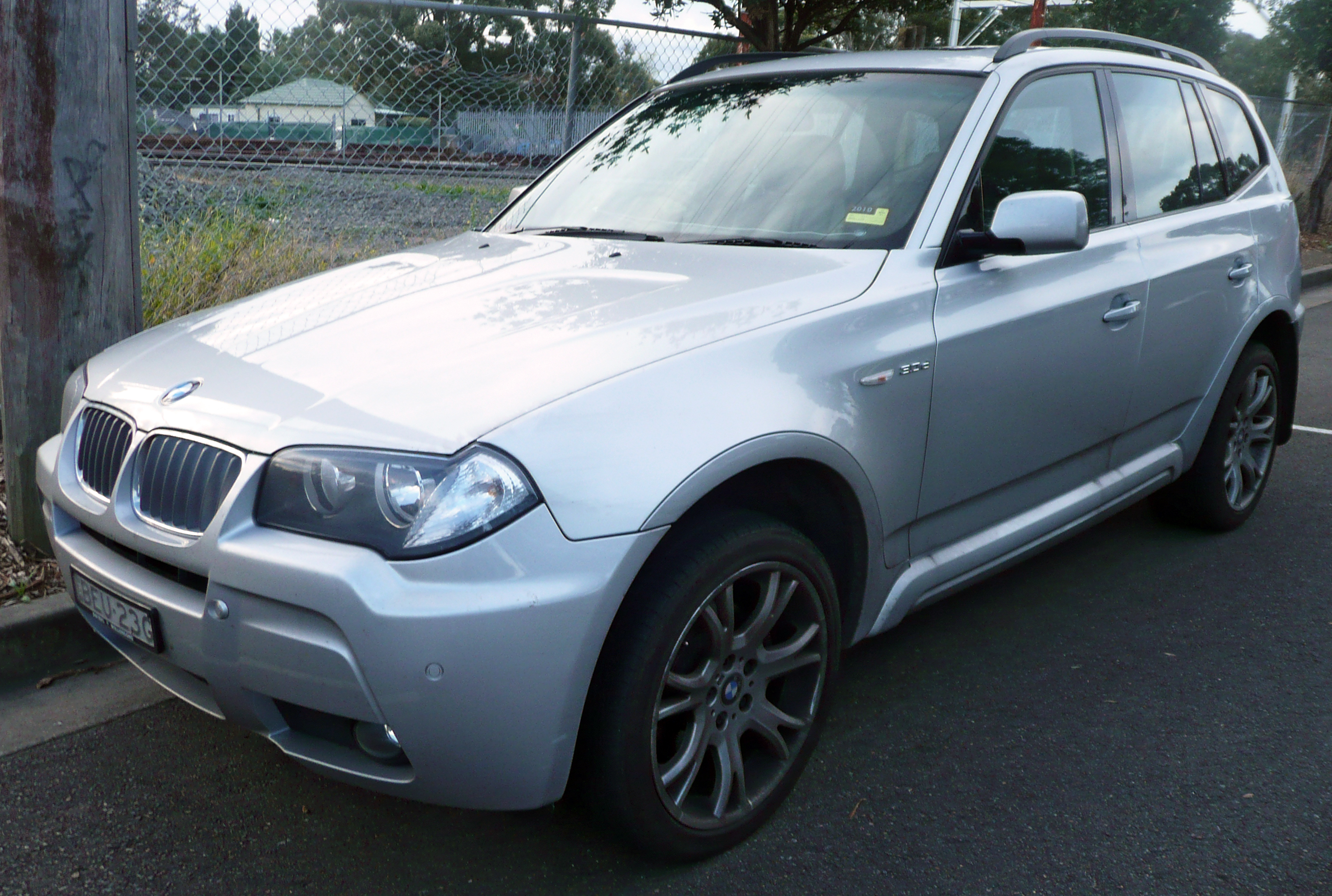 BMW X3 xDrive30d 2009 photo - 2