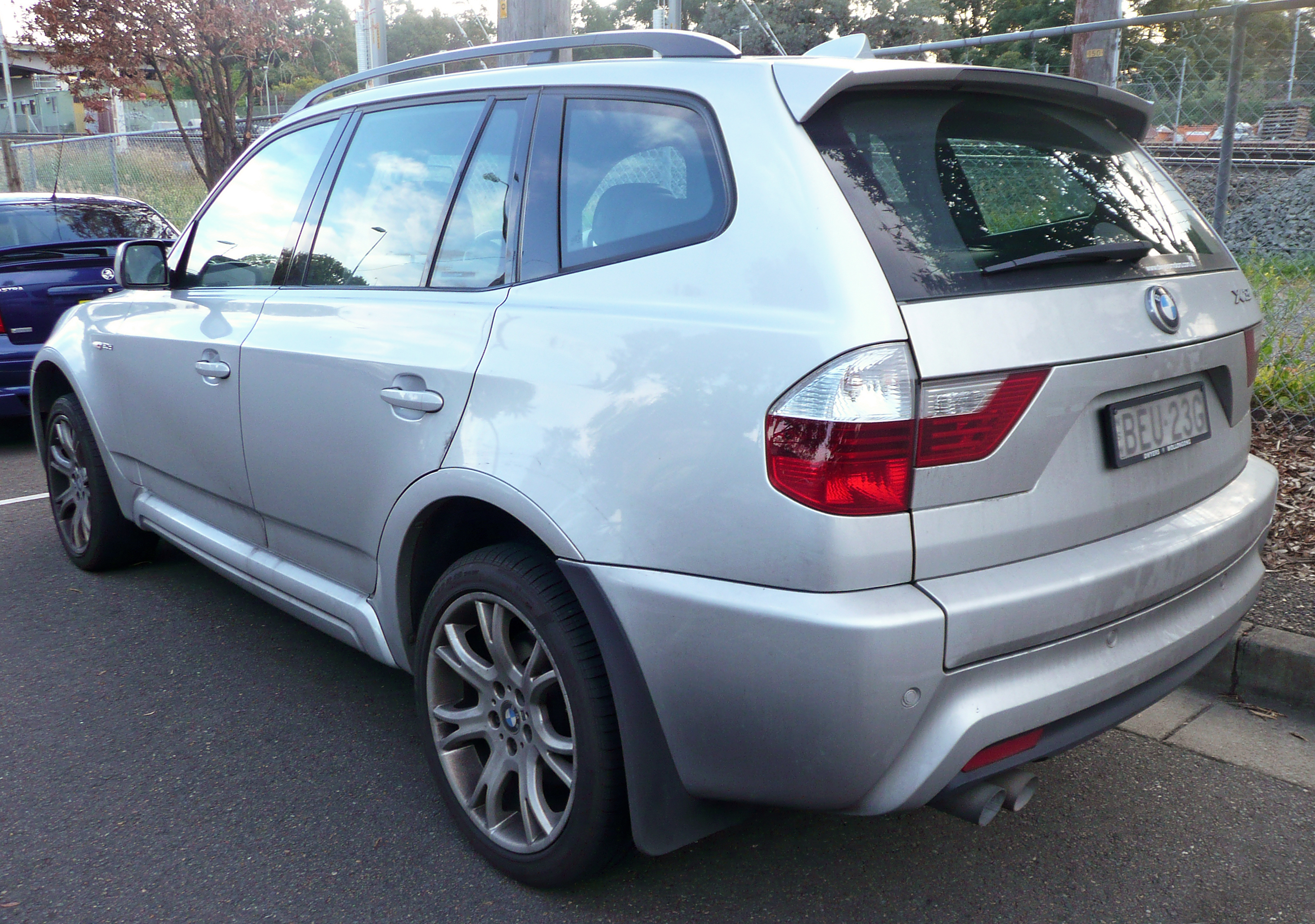 BMW X3 xDrive30d 2009 photo - 3