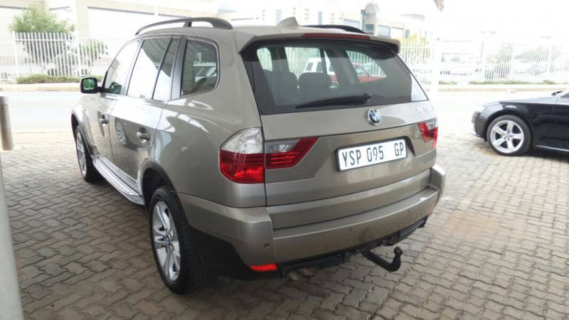 BMW X3 xDrive30d 2009 photo - 4