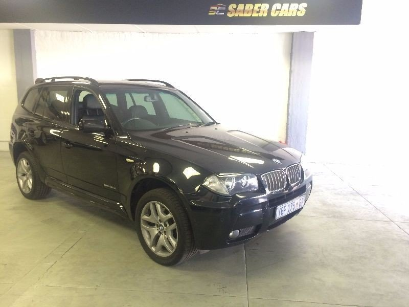 BMW X3 xDrive30d 2009 photo - 5