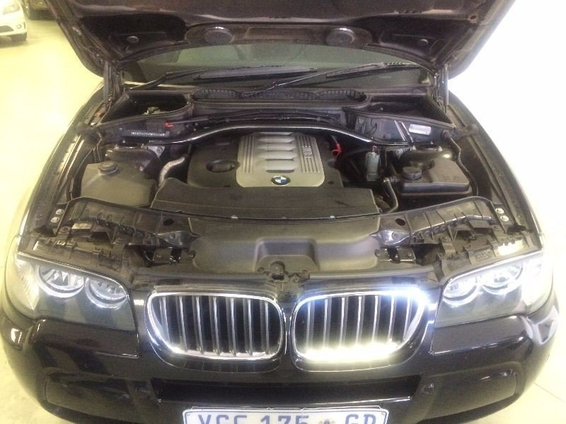 BMW X3 xDrive30d 2009 photo - 6