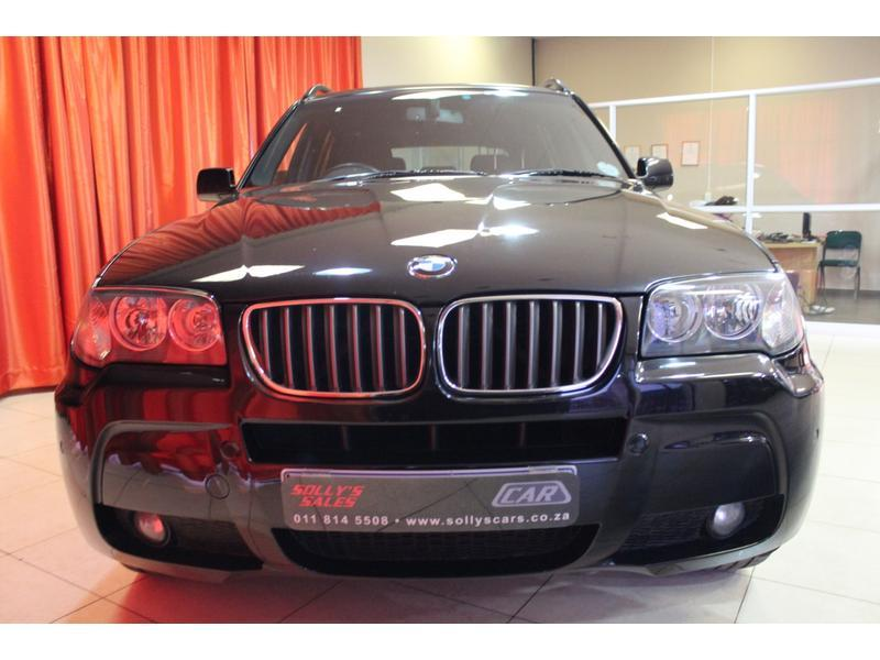 BMW X3 xDrive30d 2009 photo - 7