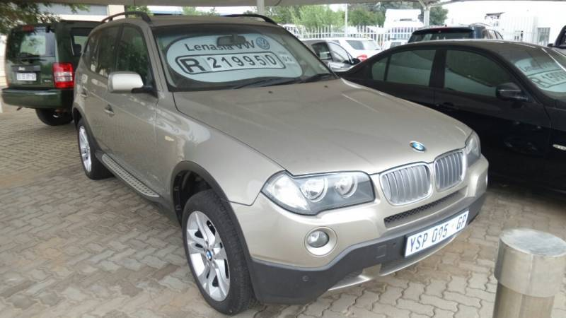 BMW X3 xDrive30d 2009 photo - 8