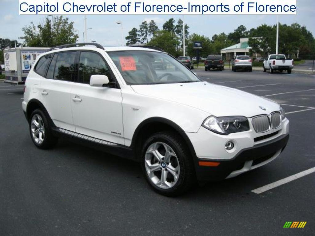 BMW X3 xDrive30i 2009 photo - 1