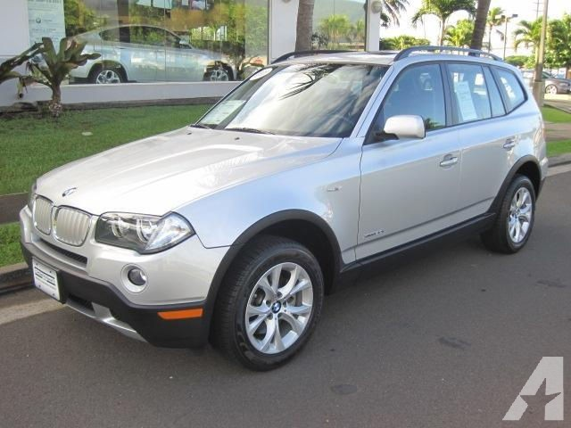 BMW X3 xDrive30i 2009 photo - 11