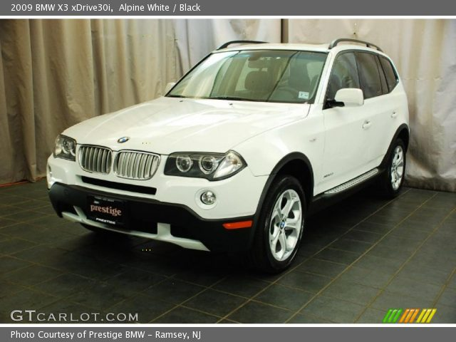 BMW X3 xDrive30i 2009 photo - 12