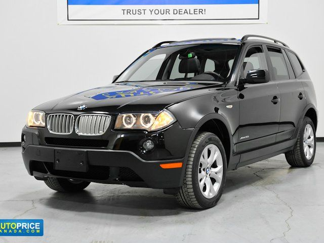 BMW X3 xDrive30i 2009 photo - 2