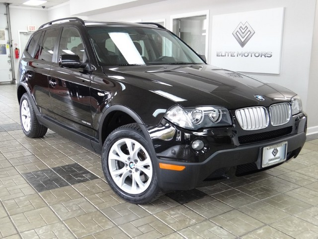 BMW X3 xDrive30i 2009 photo - 3