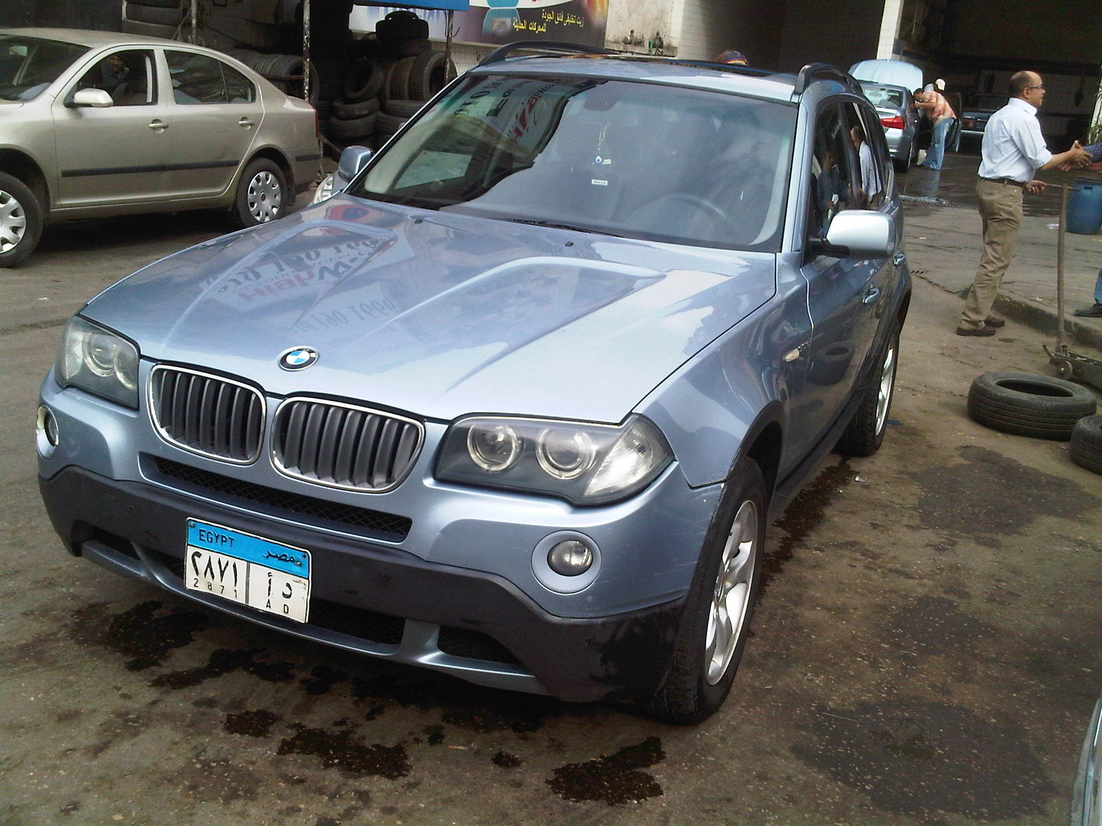 BMW X3 xDrive30i 2009 photo - 6