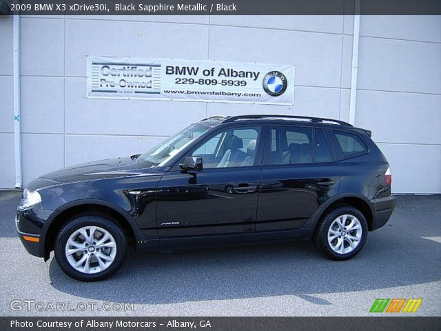 BMW X3 xDrive30i 2009 photo - 7