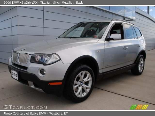 BMW X3 xDrive30i 2009 photo - 9