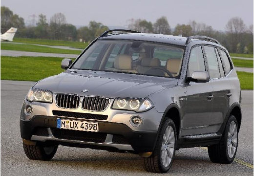 BMW X3 xDrive35d 2008 photo - 11