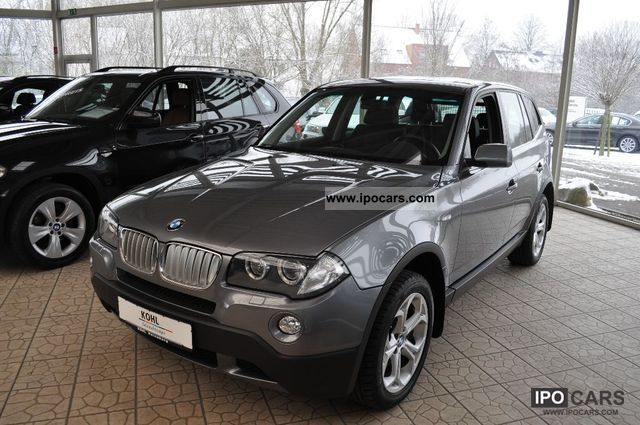 BMW X3 xDrive35d 2008 photo - 3