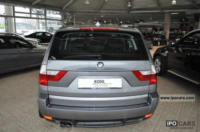 BMW X3 xDrive35d 2008 photo - 4
