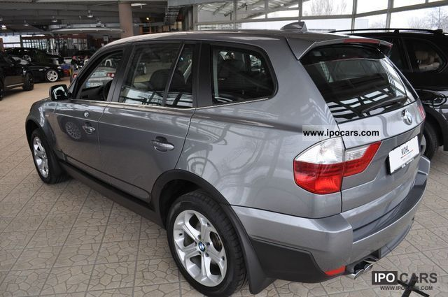 BMW X3 xDrive35d 2008 photo - 5