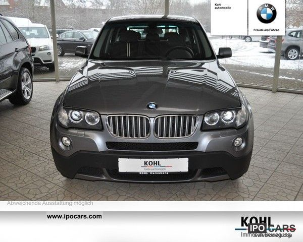 BMW X3 xDrive35d 2008 photo - 6