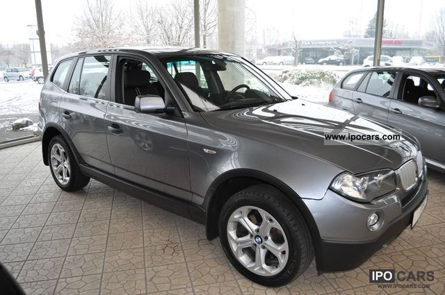BMW X3 xDrive35d 2008 photo - 7