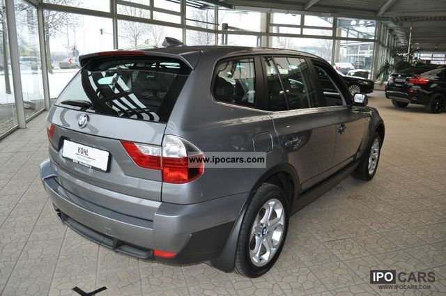 BMW X3 xDrive35d 2008 photo - 8