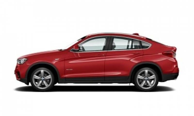 BMW X4 xDrive28i 2014 photo - 1
