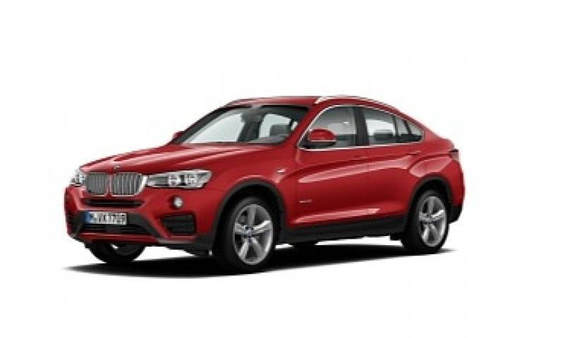BMW X4 xDrive28i 2014 photo - 3