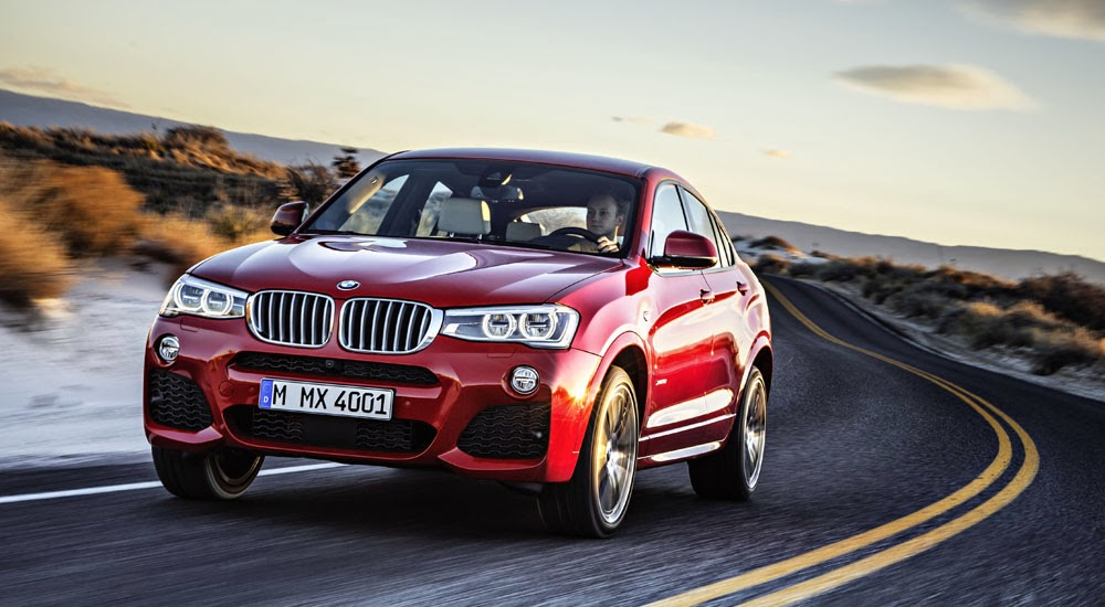 BMW X4 xDrive28i 2014 photo - 6