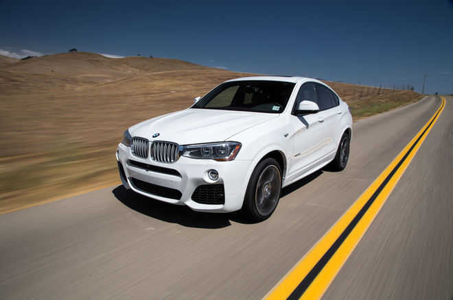 BMW X4 xDrive28i 2014 photo - 9
