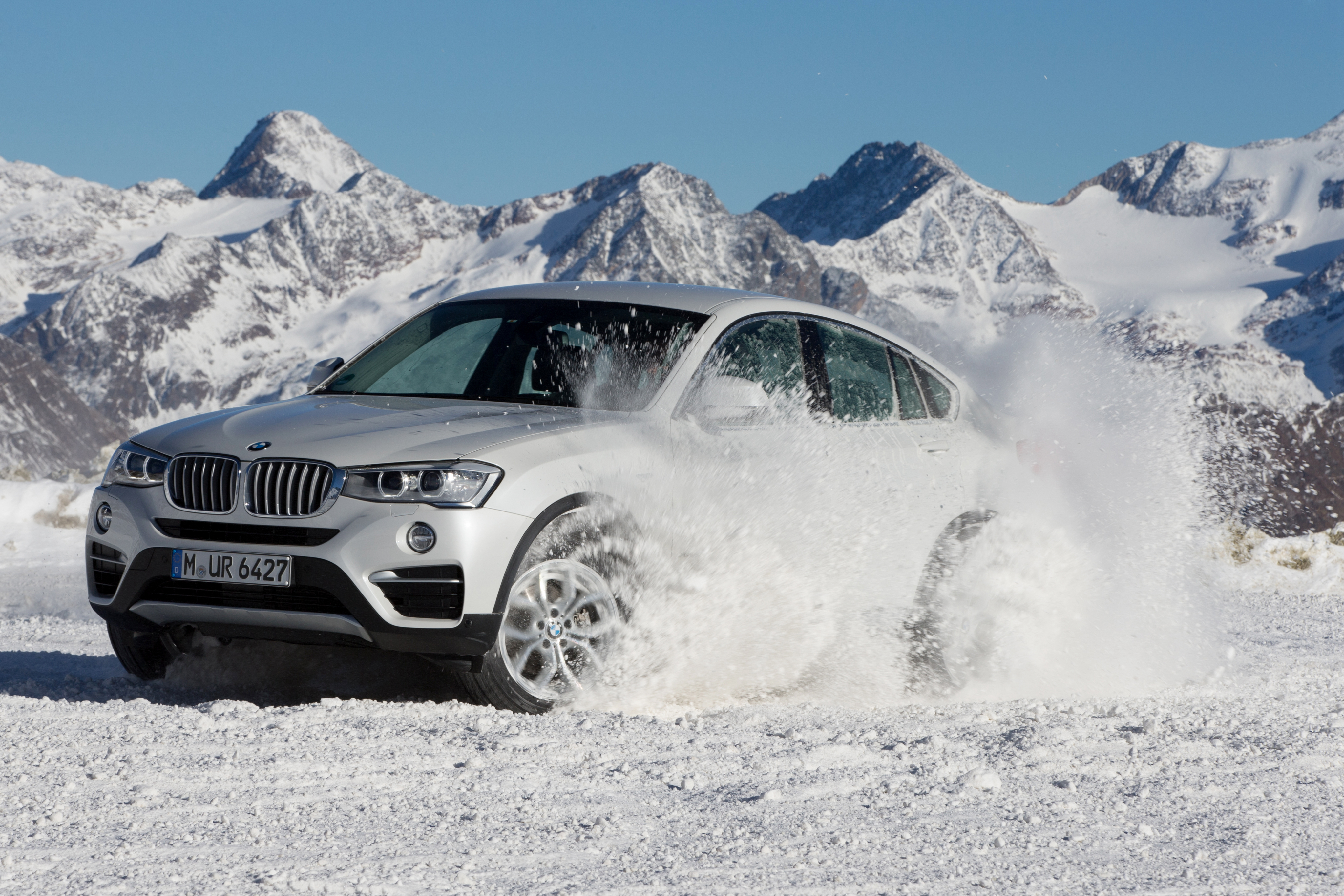 BMW X4 xDrive35d 2014 photo - 1