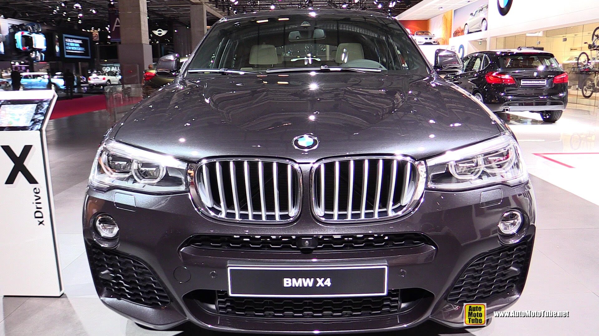 BMW X4 xDrive35d 2014 photo - 11