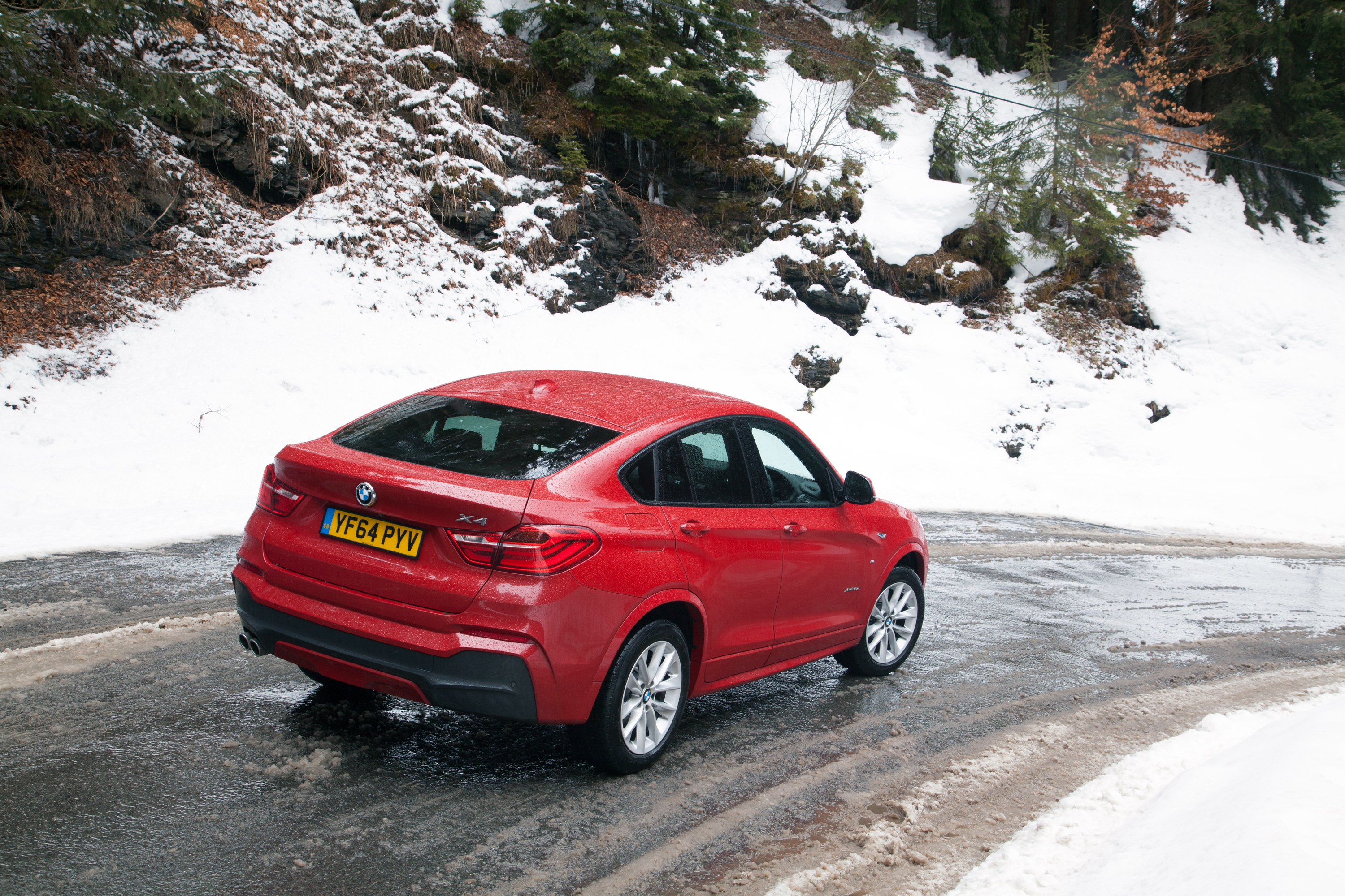 BMW X4 xDrive35d 2014 photo - 2