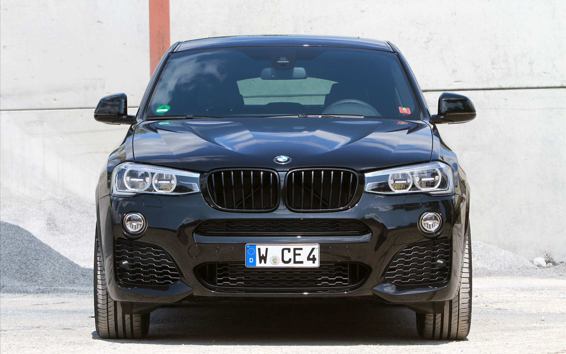 BMW X4 xDrive35d 2014 photo - 3