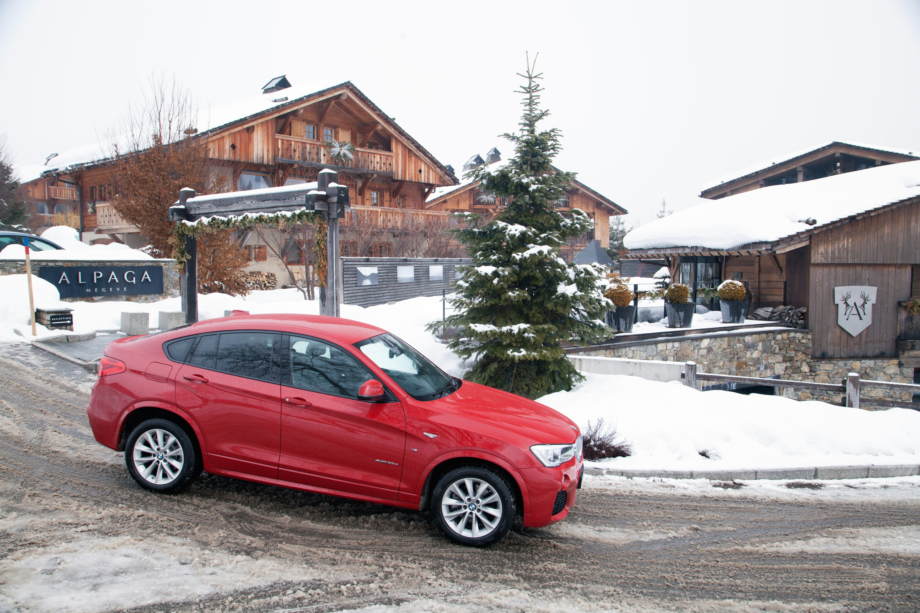 BMW X4 xDrive35d 2014 photo - 4