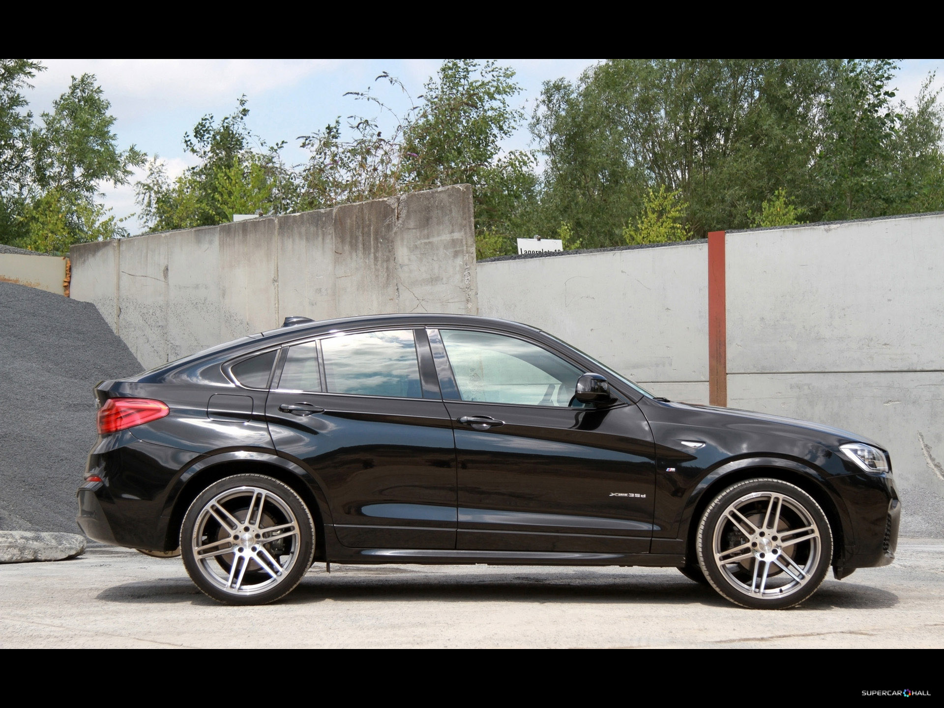 BMW X4 xDrive35d 2014 photo - 5