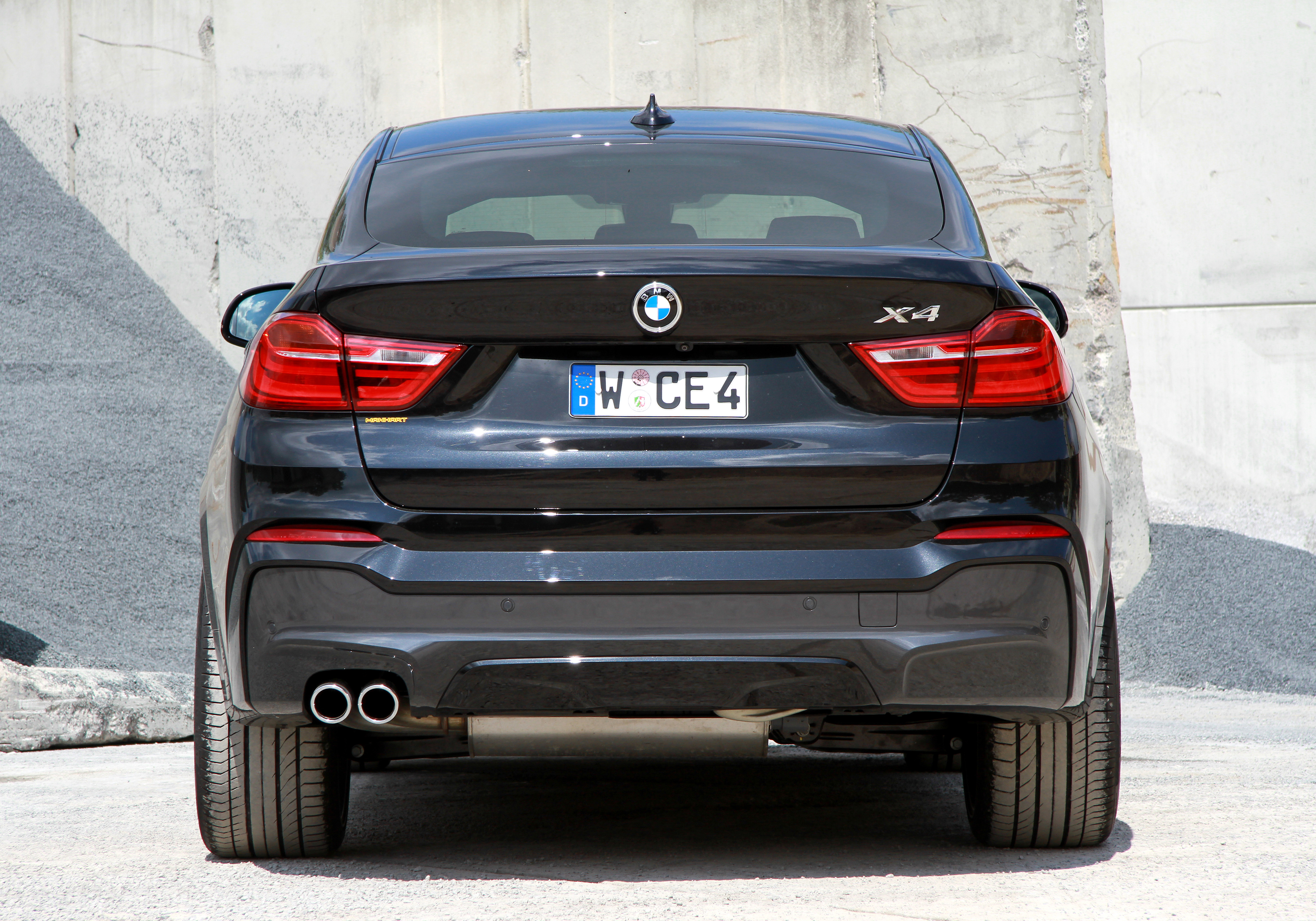 BMW X4 xDrive35d 2014 photo - 7