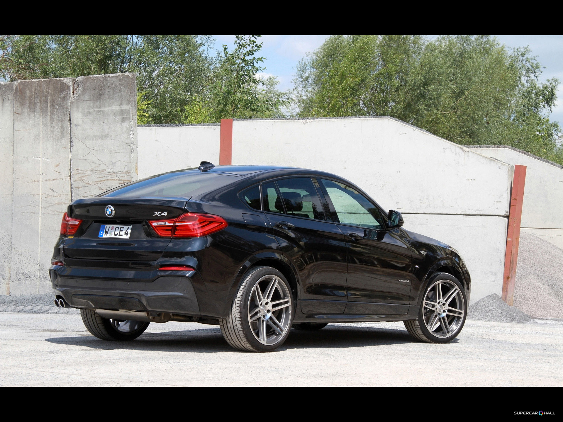 BMW X4 xDrive35d 2014 photo - 8