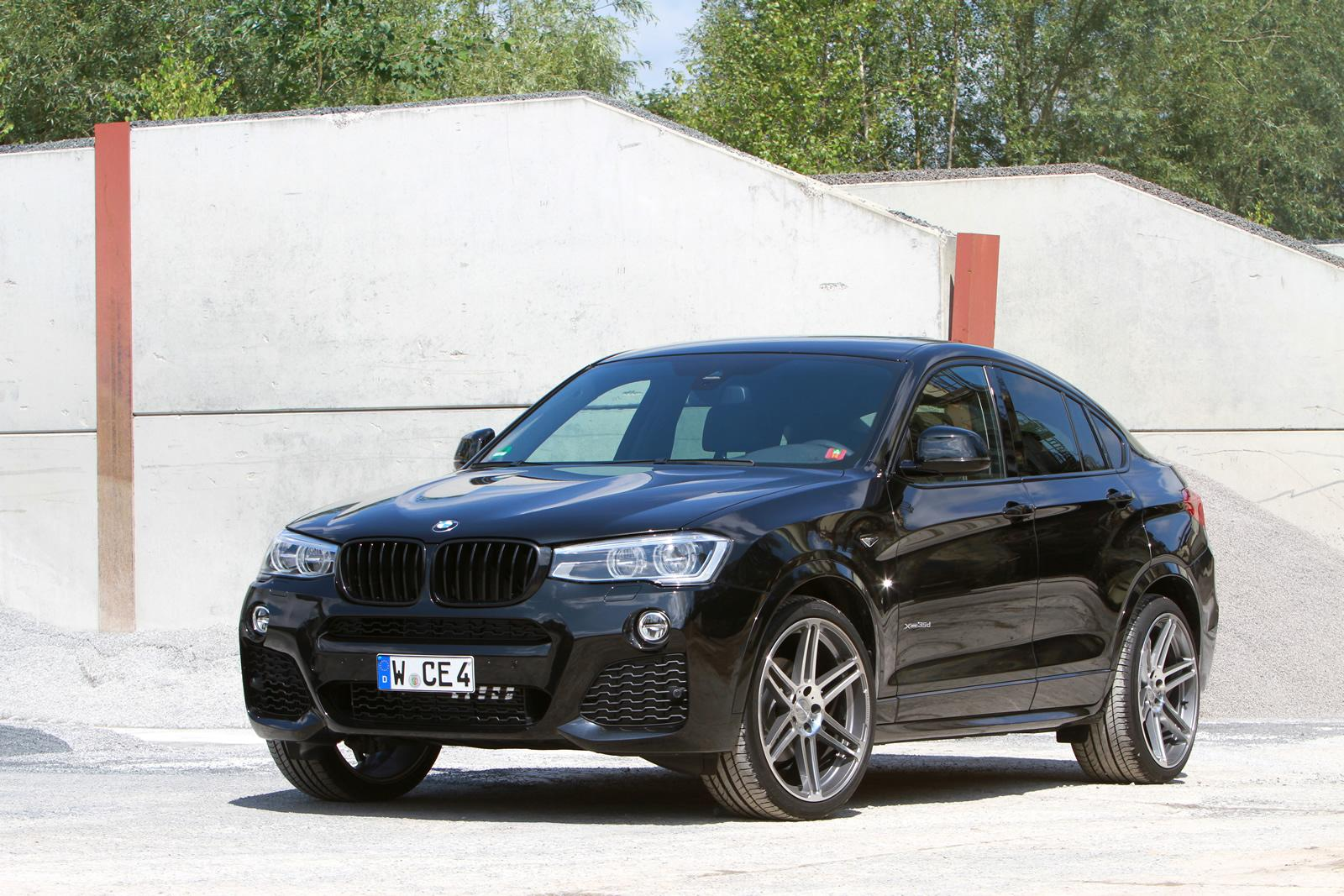 BMW X4 xDrive35d 2014 photo - 9