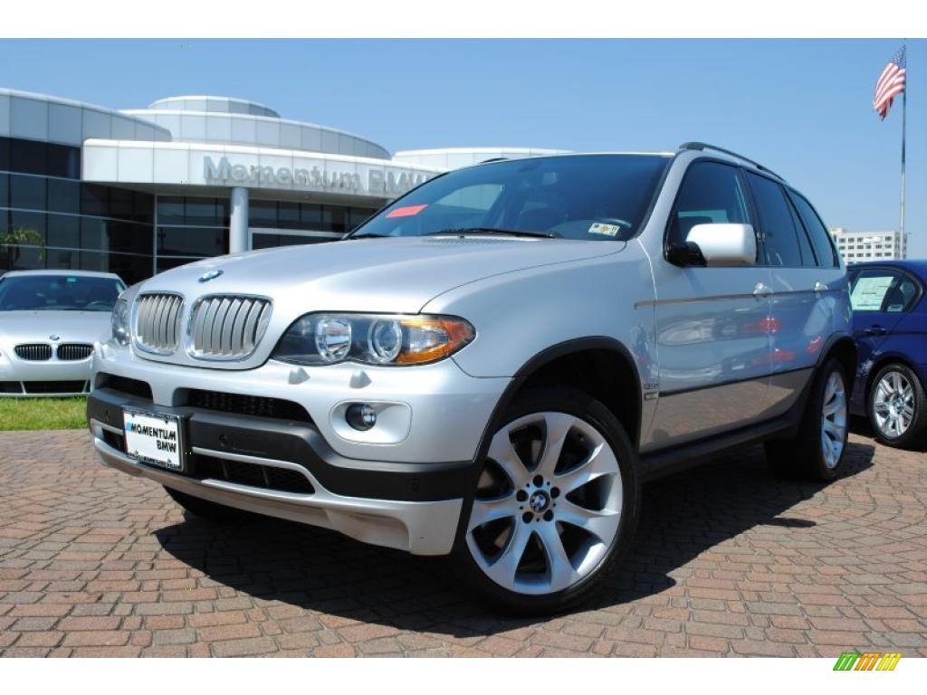 BMW X5 4.8is 2005 photo - 1