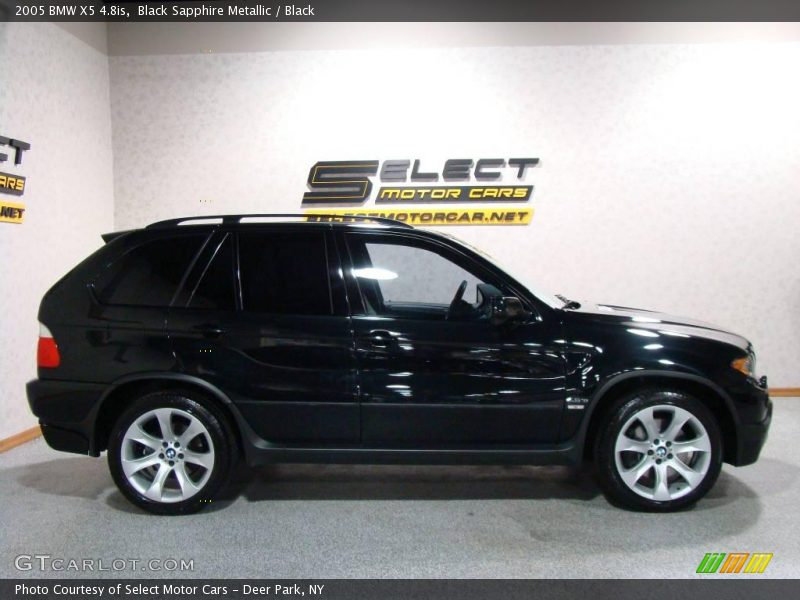 BMW X5 4.8is 2005 photo - 10