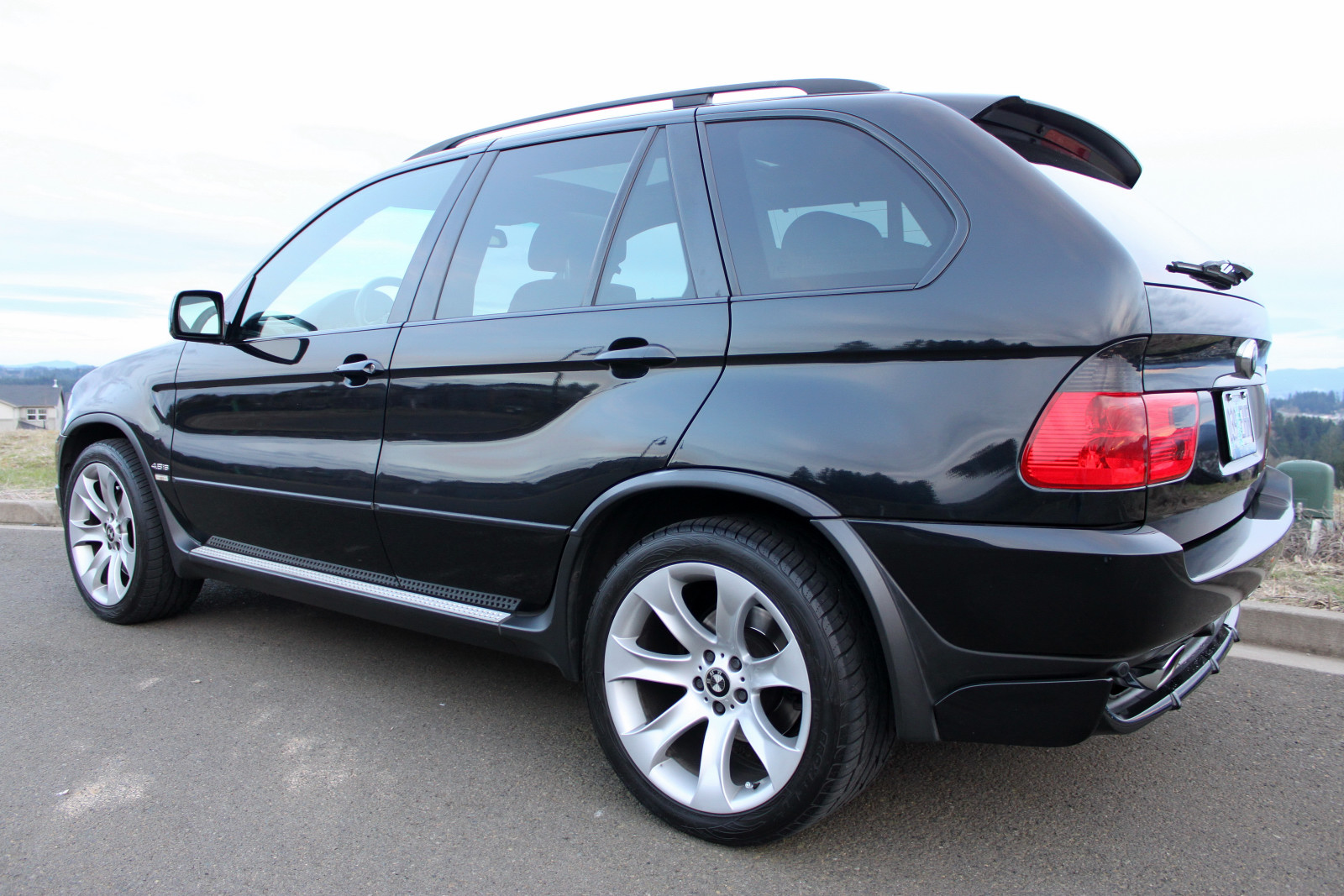 BMW X5 4.8is 2005 photo - 11