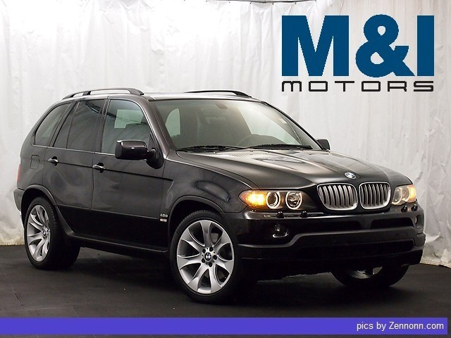 BMW X5 4.8is 2005 photo - 3