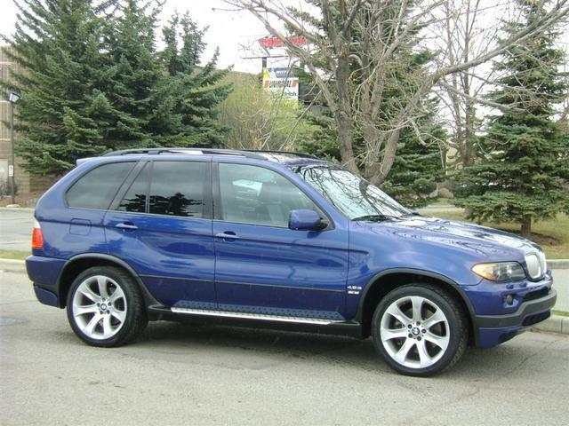 BMW X5 4.8is 2005 photo - 4