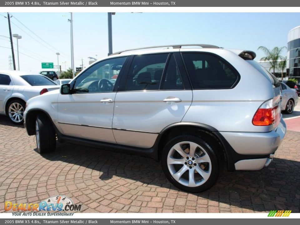 BMW X5 4.8is 2005 photo - 5