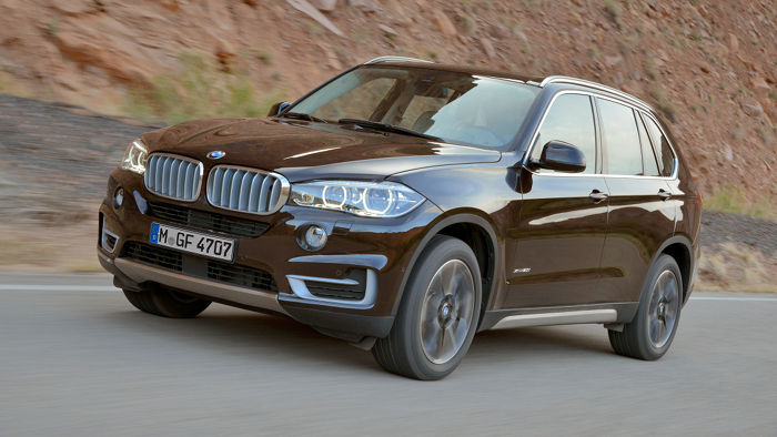 BMW X5 sDrive25d 2013 photo - 10
