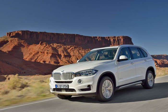 BMW X5 sDrive25d 2013 photo - 11